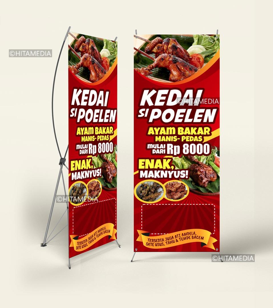 portofolio Cetak Banner 24 Jam Bekasi