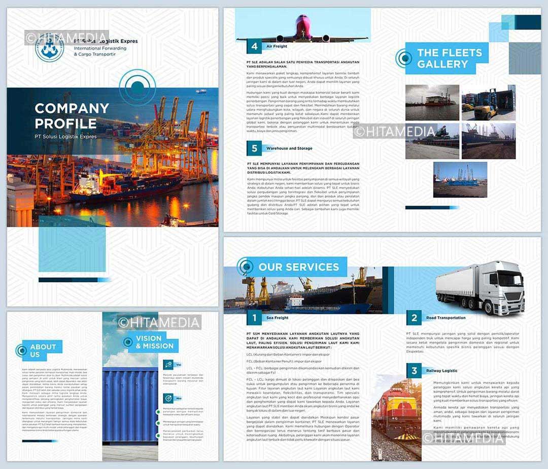 portofolio Jasa Pembuat Company Profile